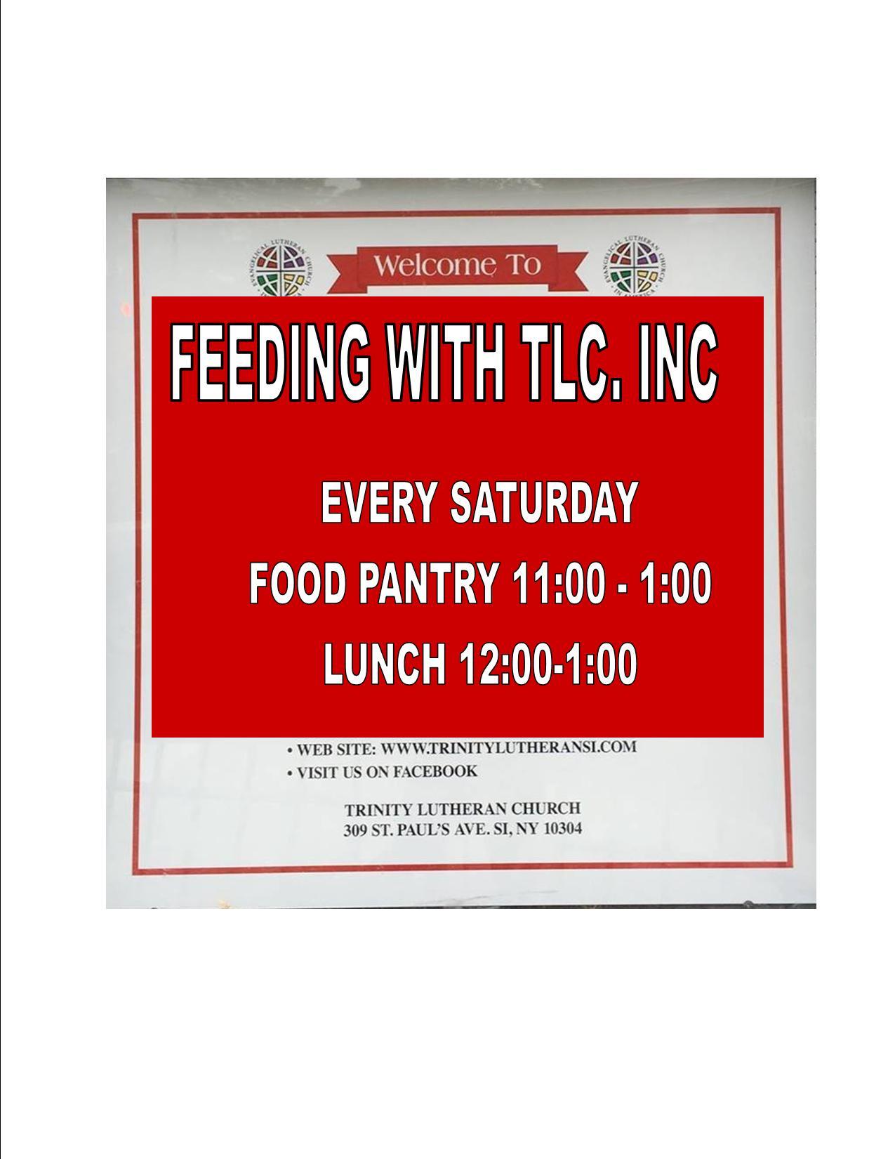 Feeding Ministry