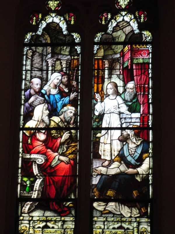 Jesus Preaching To The Elders
