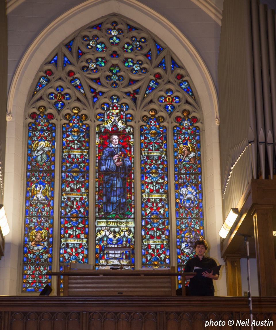 Martin Luther Window